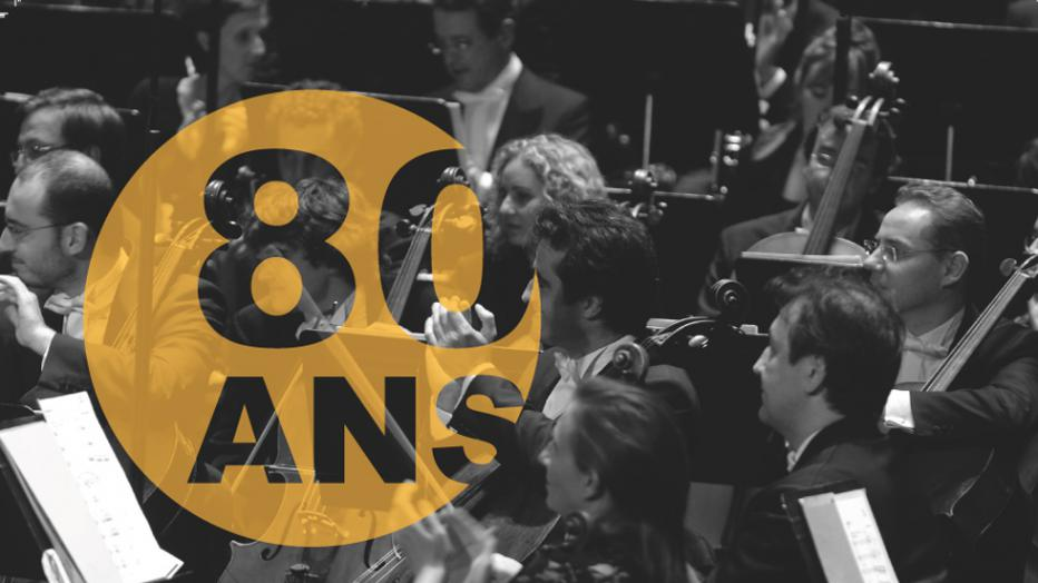 L'Orchestre National de France a 80 ans   Maison de la Radio