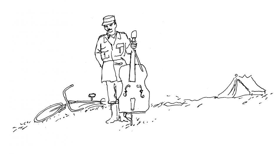 Apollinaire, Poèmes de la paix et de la guerre | Maison de la Radio