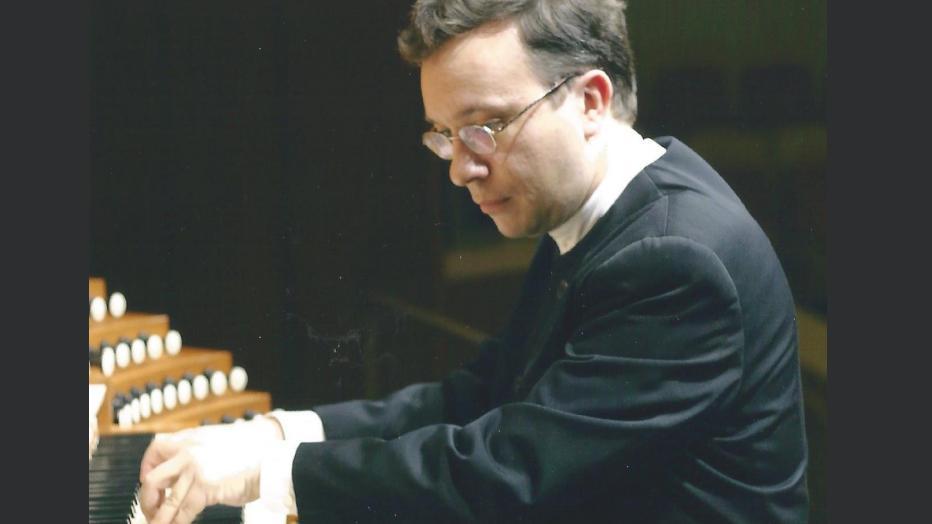 Grand récital d'orgue : François Espinasse | Maison de la Radio