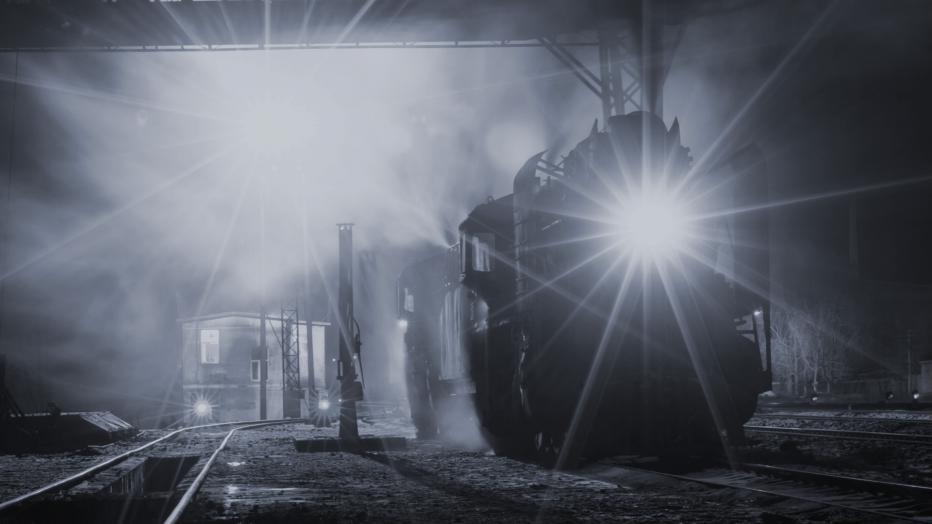 Le train | Maison de la Radio