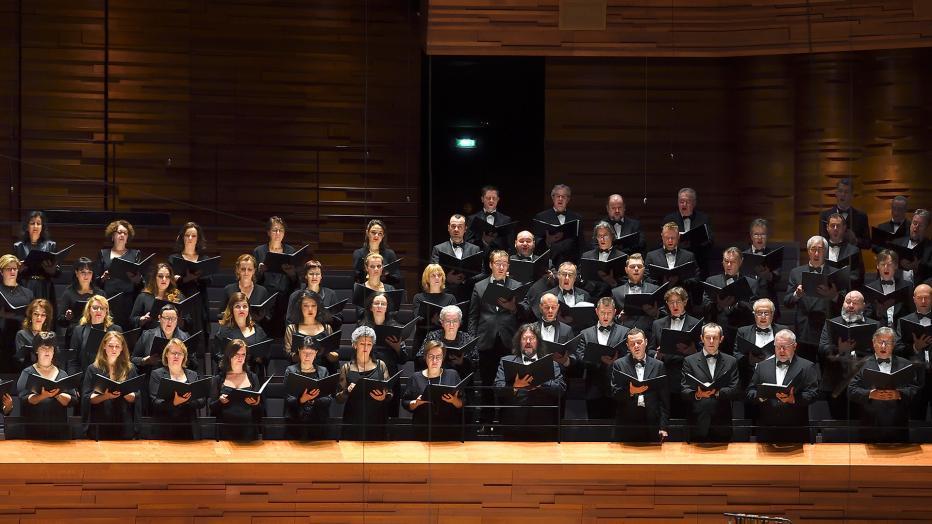 Auditions de choristes supplémentaires et remplaçants | Maison de la Radio