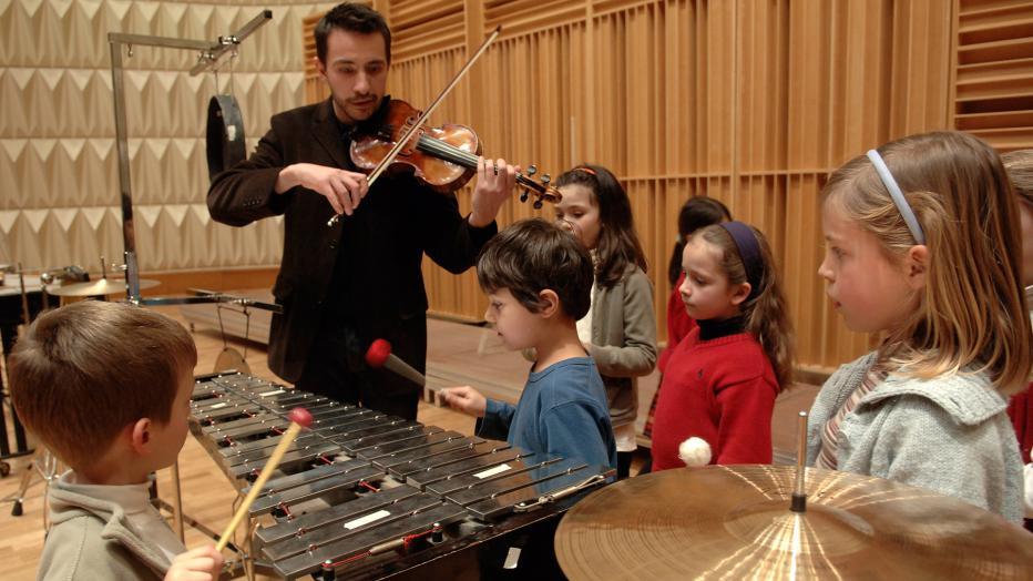 Ateliers musicaux et vocaux | Maison de la Radio