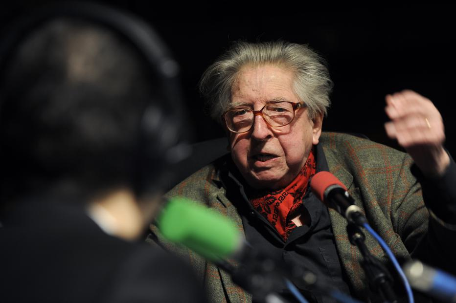 Henri Dutilleux et la voix | Maison de la Radio
