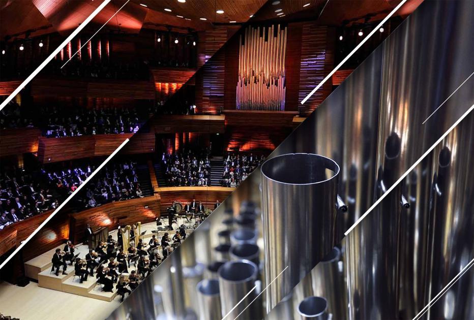 Week-end d'inauguration de l'orgue les 7, 8 et 9 mai 2016 | Maison de la Radio