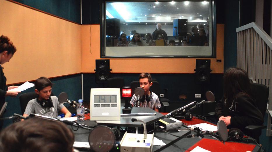 Lire au micro, comme à la radio | Maison de la Radio