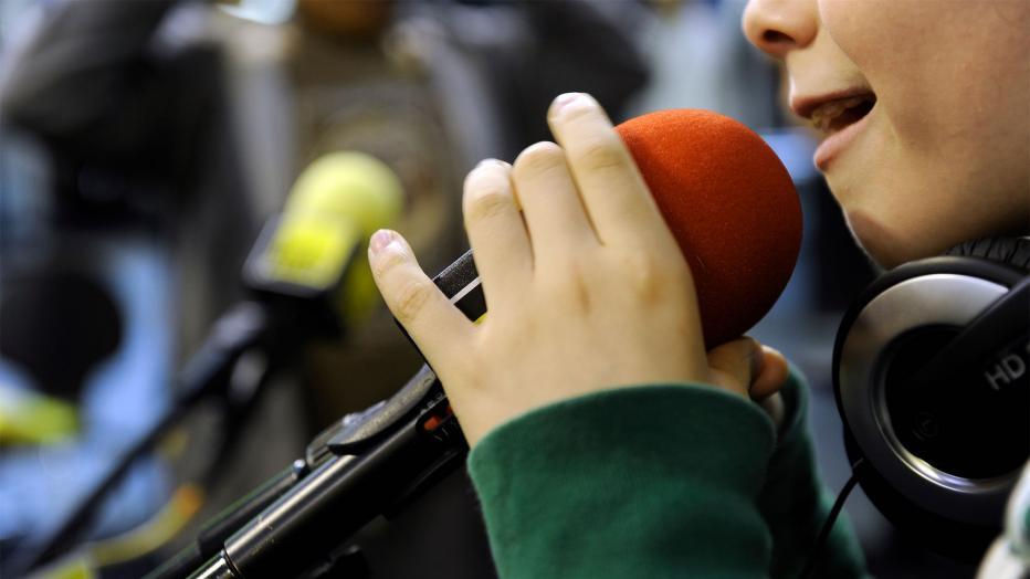 La rédaction de franceinfo junior | Maison de la Radio