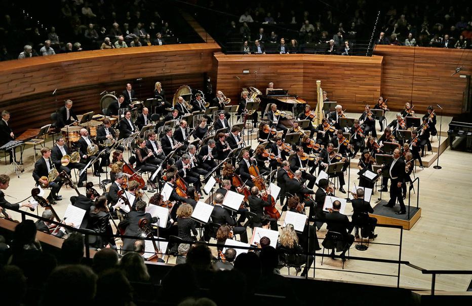 Les musiciens de l'Orchestre National de France | Maison de la Radio