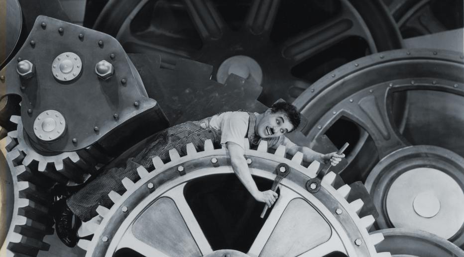 Chaplin / Les Temps modernes | Maison de la Radio