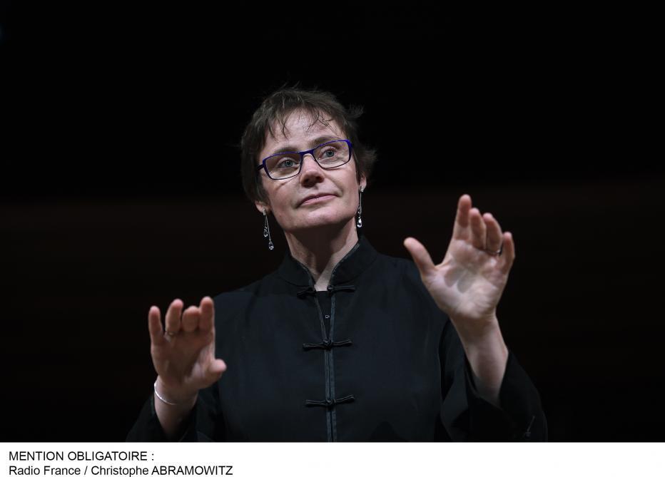 Marie-Noëlle Maerten, directrice musicale adjointe de la Maîtrise | Maison de la Radio