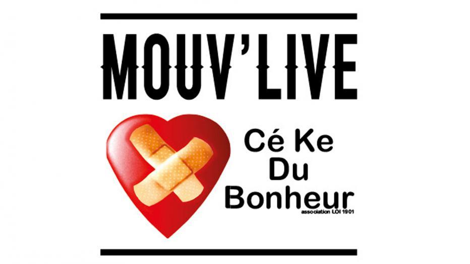 Mouv' Live CéKeDuBonheur | Maison de la Radio