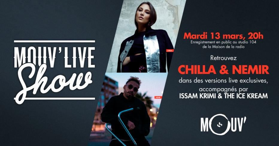 Mouv' Live Show | Maison de la Radio