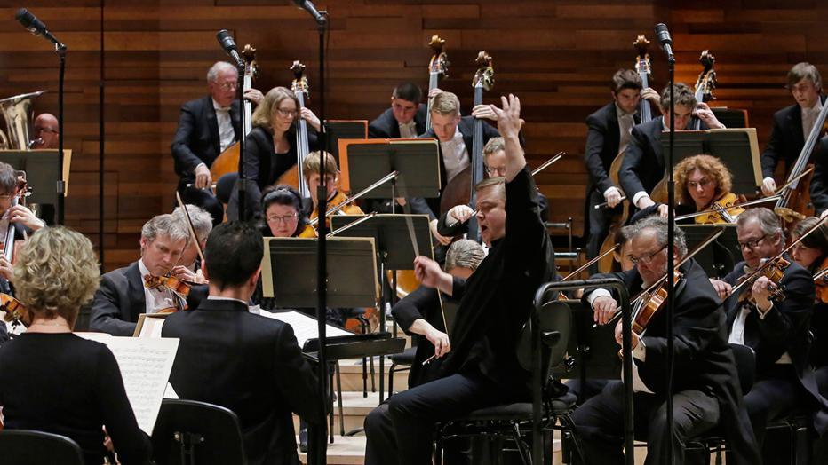 Mahler / Copland / R.Strauss | Maison de la Radio
