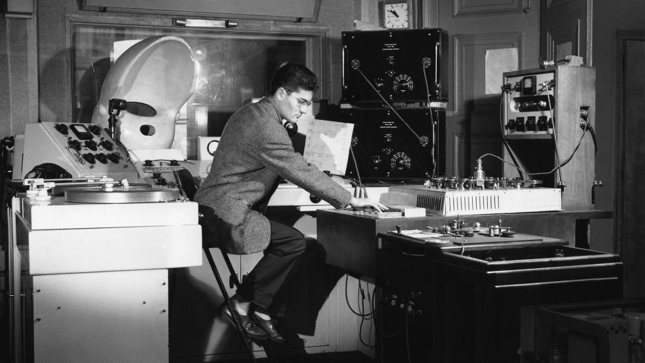 Pierre Henry (1927-2017), un pionnier | Maison de la Radio