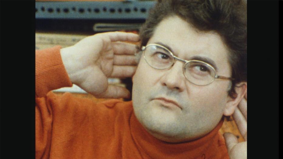 Pierre Henry : un film sur quelqu'un | Maison de la Radio