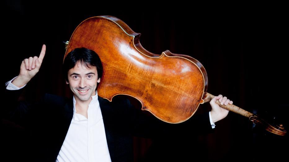 Jean-Guihen Queyras : un violoncelliste éclectique | Maison de la Radio