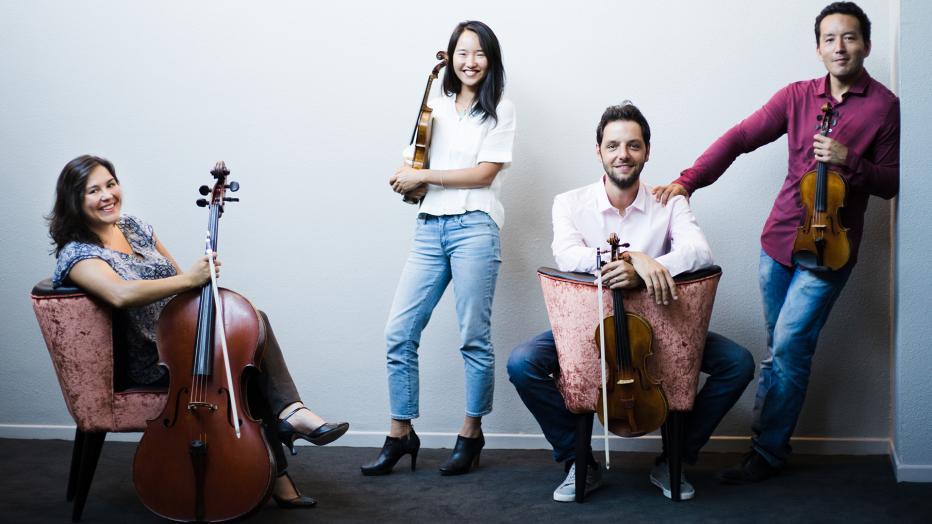 Quatuor de Debussy | Maison de la Radio