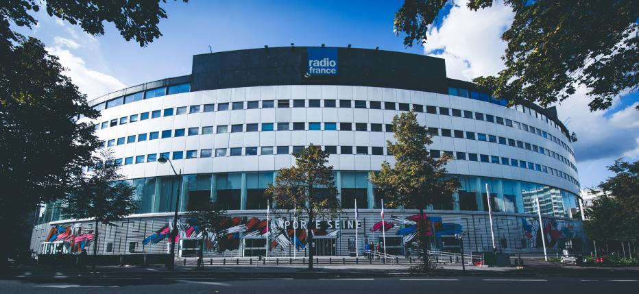 RAYS, du 5 septembre au 31 décembre  | Maison de la Radio