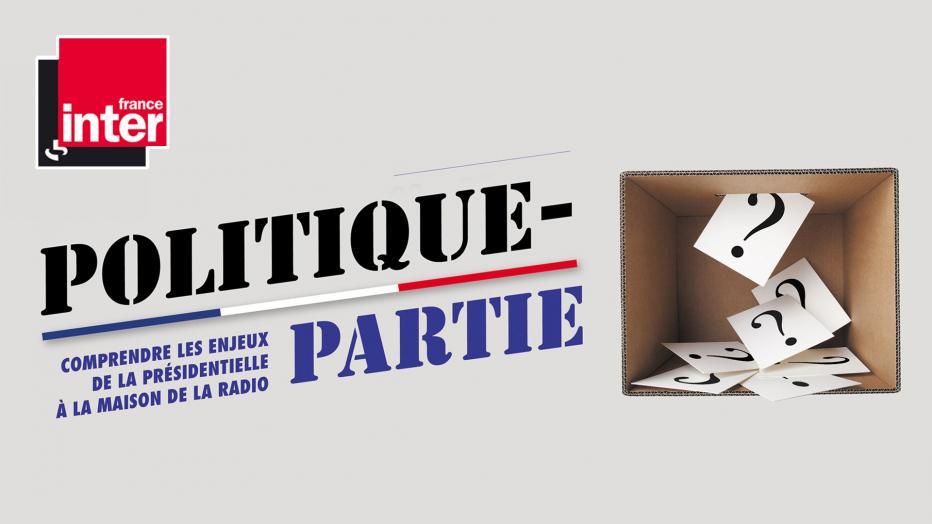 Politique partie avec France Inter | Maison de la Radio