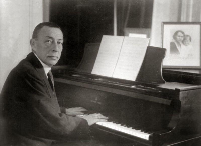 """Rachmaninov : le dernier des romantiques Russes @ Les Après-Midi Culturels """"LES PLEIADES"""""""