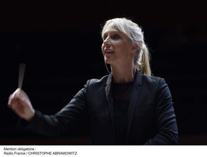 Sofi Jeannin, Directrice musicale du Choeur de Radio France | Maison de la Radio
