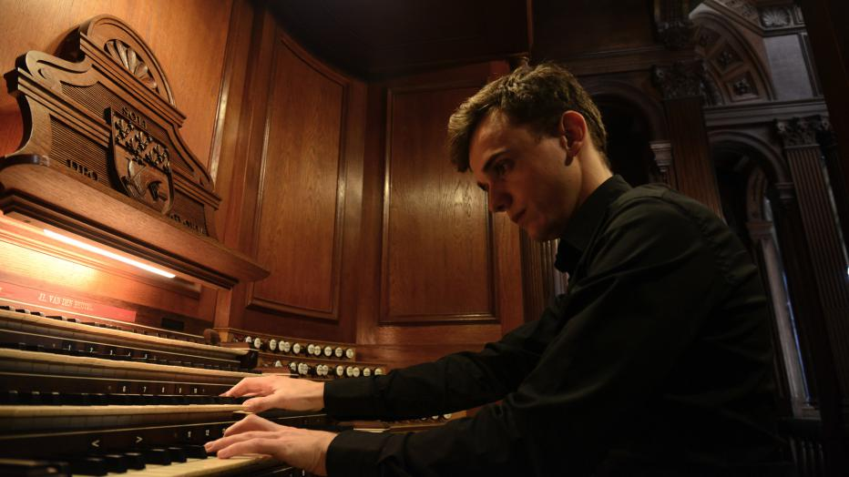 l orgue au cin 233 ma maison de la radio