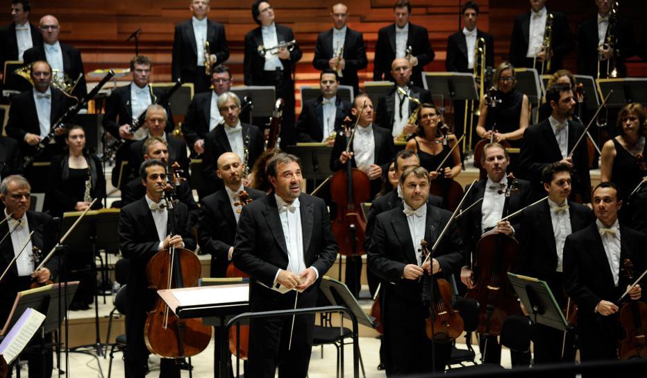 Daniele Gatti et l'Orchestre national de France  | Maison de la Radio
