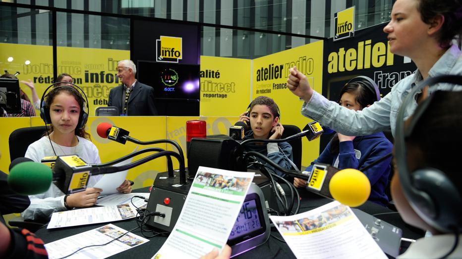 France Info junior | Maison de la Radio