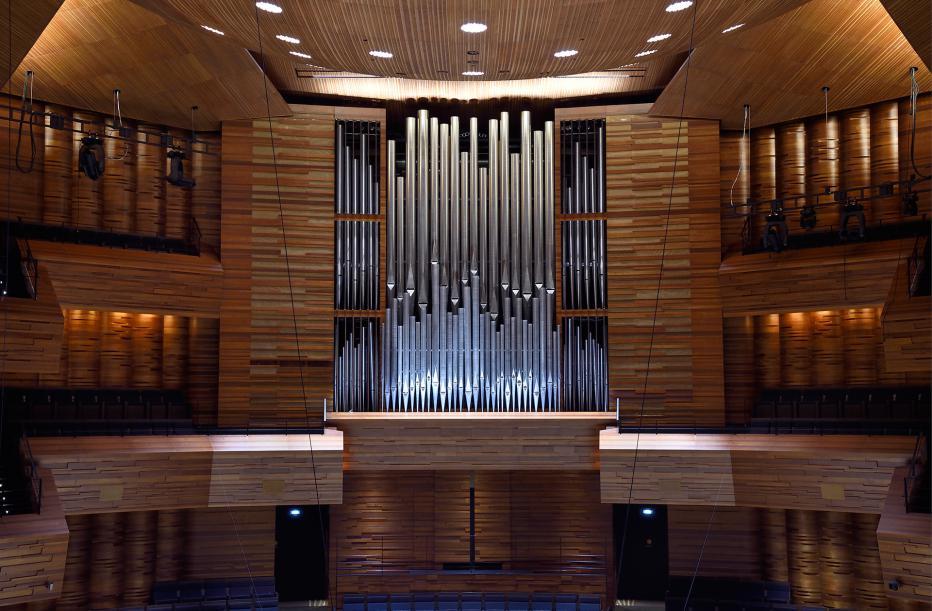 L'orgue de l'Auditorium de la Maison de la radio | Maison de la Radio