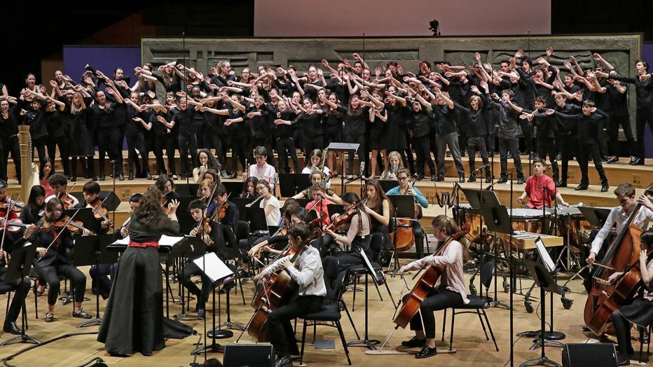 L'Orchestre des lycées français du monde, 4ème édition | Maison de la Radio