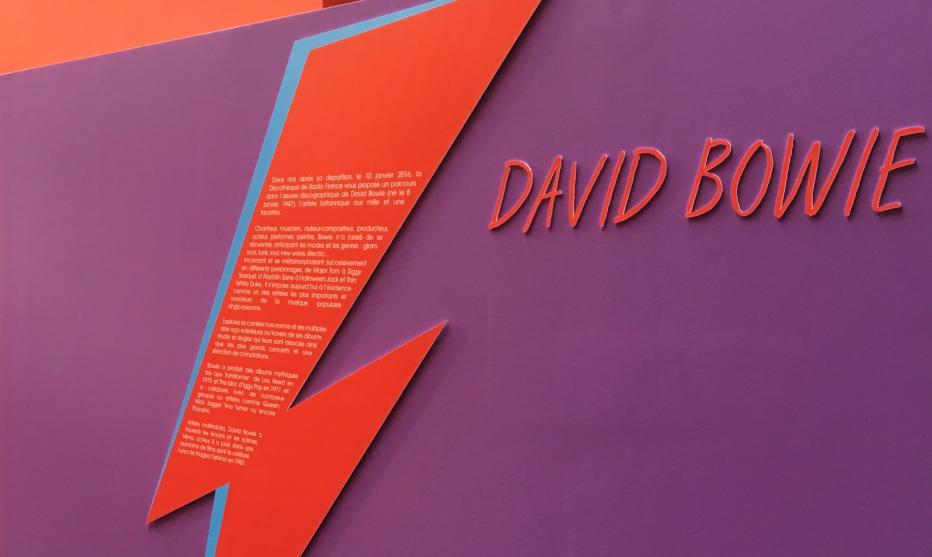 David Bowie | Maison de la Radio