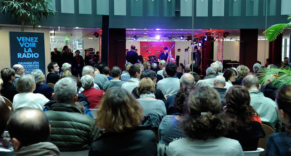 Émissions en public | Maison de la Radio