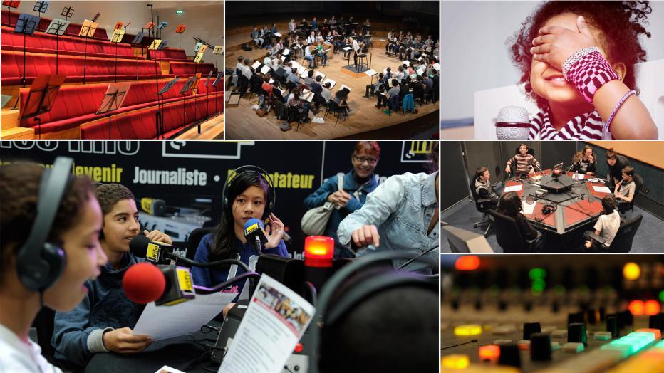 Une journée à la Maison de la radio | Maison de la Radio