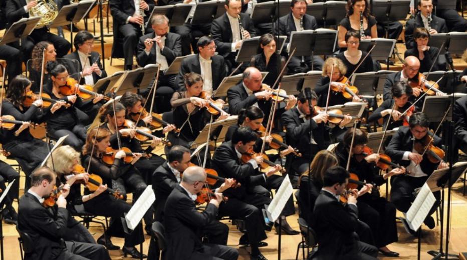 Les musiciens de l'Orchestre Philharmonique de Radio France   Maison de la Radio