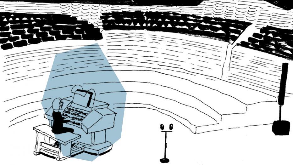 Concerts avec orgue | Maison de la Radio