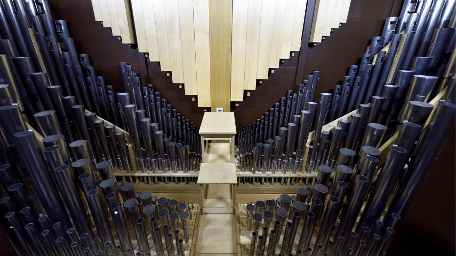 Un nouvel orgue à la Maison de la radio   Maison de la Radio