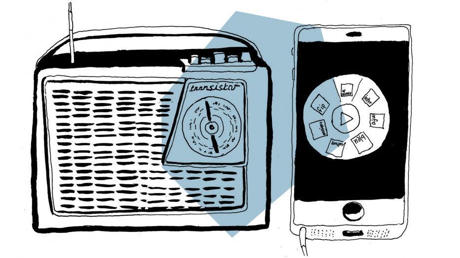 Petites nouvelles | Maison de la Radio