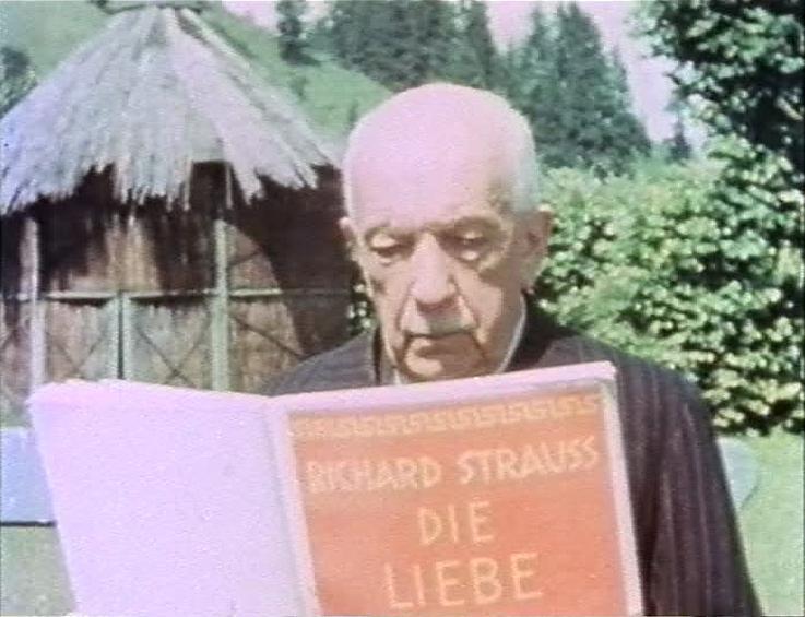 Strauss, une vie, un héros   Maison de la Radio