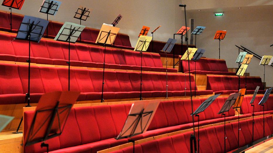Visite Les coulisses des orchestres + répétition publique de la Maitrise | Maison de la Radio