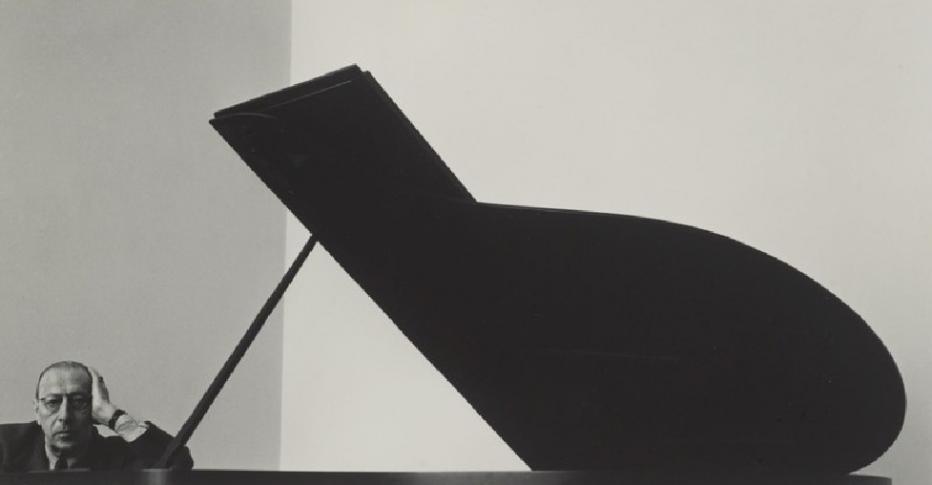 Une partition perdue et retrouvée de Stravinsky   Maison de la Radio