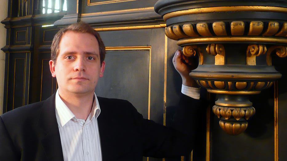 Récital d'orgue - Thomas Monnet | Maison de la Radio