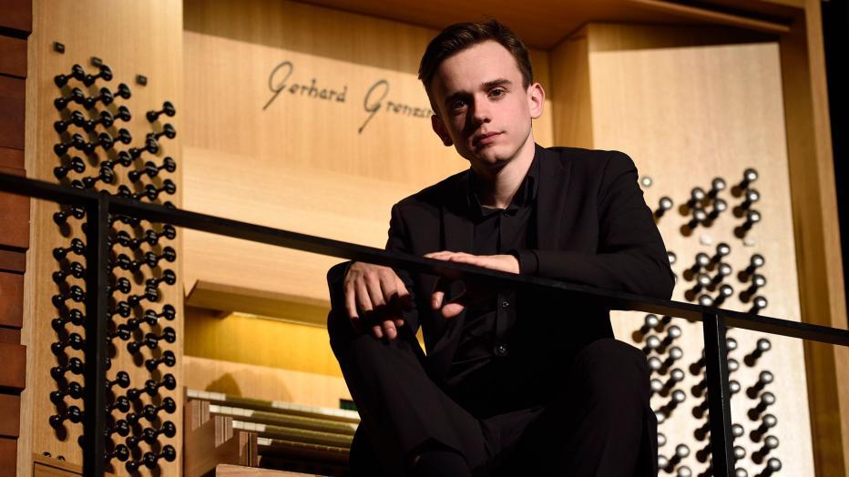 Orgue avec orchestre | Maison de la Radio