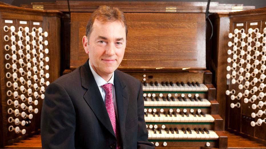 Récital d'orgue: Thomas Trotter   Maison de la Radio