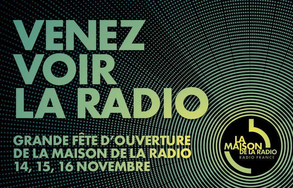Grande fête d'ouverture de la Maison de la radio | Maison de la Radio