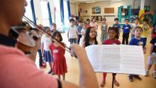 Répétition générale + Atelier d'éveil musical  | Maison de la Radio
