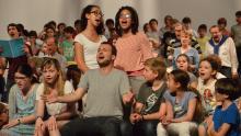 Atelier vocal « À l'unisson » | Maison de la Radio