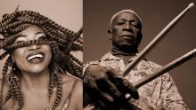 Tony Allen et Oumou Sangaré  | Maison de la Radio