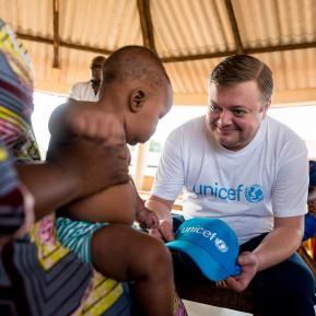 Mikko Franck, nouvel ambassadeur de l'UNICEF France | Maison de la Radio