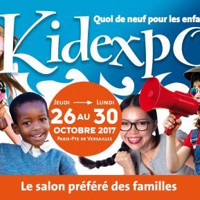 Kidexpo, l'événement 100% famille du 26 au 30 octobre 2017 | Maison de la Radio