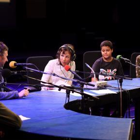 Retour sur les parcours « À l'école des ondes » 2016-2017   Maison de la Radio