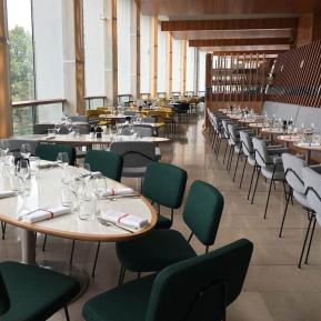 Radioeat, le nouveau restaurant-brasserie de la Maison de la radio | Maison de la Radio